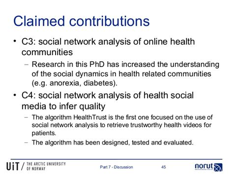 phd thesis about social media healthtrust a phd dissertation on the retrieval of