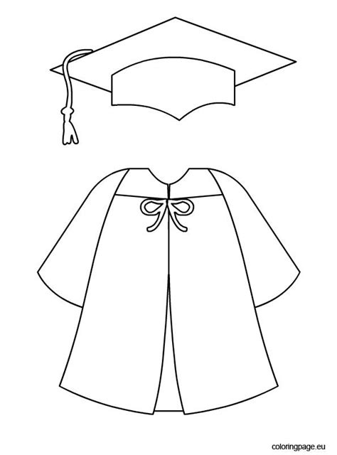 pattern for preschool graduation gown dbcd389e6f6228de39d1fd89182fca55 jpg 595 215 804 sewing