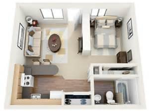 Creative studio brilliant design ideas for studio type condo units