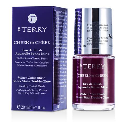 by terry cheek to cheek water color blush in cherry cruise by terry cheek to cheek water color blush 1 cherry