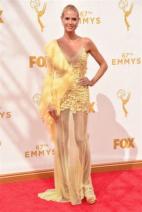 Catwalk To Carpet Emmy Awards by 15 Craziest And Most Memorable Looks To Hit The