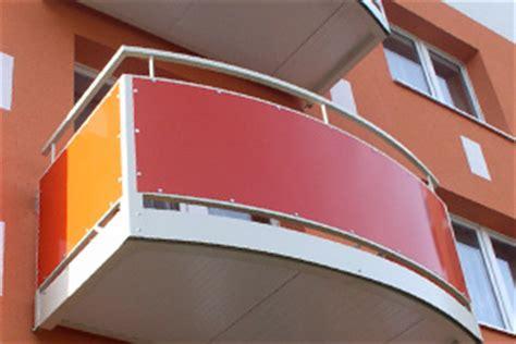 Folie Na Balkonové Sklo by V 253 Plně Z 225 Bradl 237 Balkony A Lodžie Abadia A S