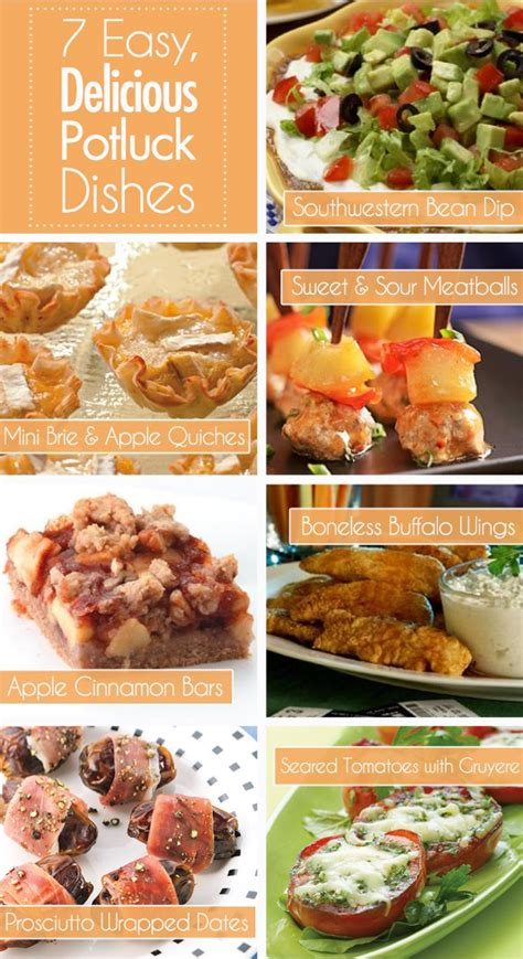 easy potluck recipes dish 1000 images about pot luck ideas on streamers