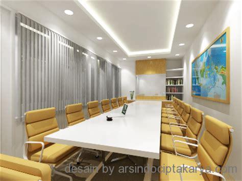 layout ruang rapat furniture interior jazidhakonsep tema gaya desain interior