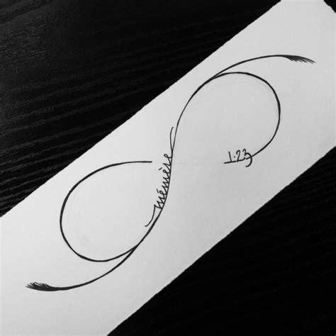 infinity tattoo design generator infinity tattoos with vines