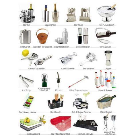 Bartender Equipment Bar Utensils Restaurant Bar Supplies Manufacturer From Delhi