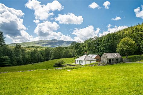 cottage in cottage in coed y brenin forest wales
