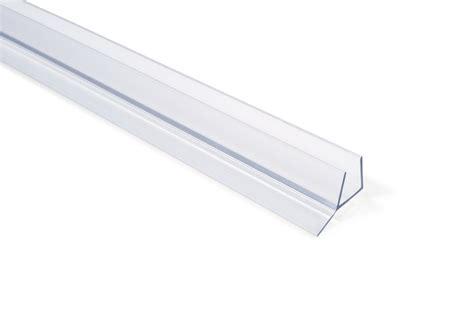 Frameless Shower Door Seals Showerdoordirect Frameless Shower Door Seal W Wipe For 3 8 Quot Glass 98 Quot Ebay