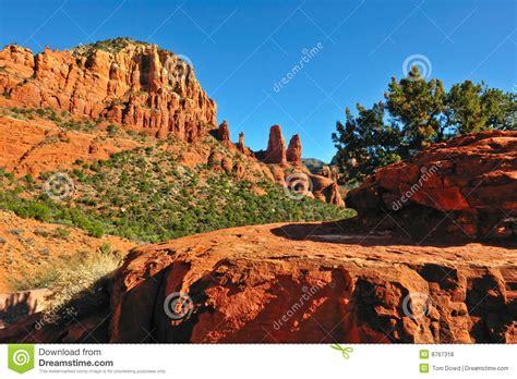 Landscape Rock Yuma Az Arizona Landscape Royalty Free Stock Photos Image 8767318