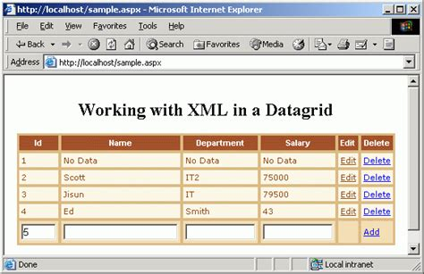 layout modification xml not working quickly editing an xml file 4guysfromrolla com