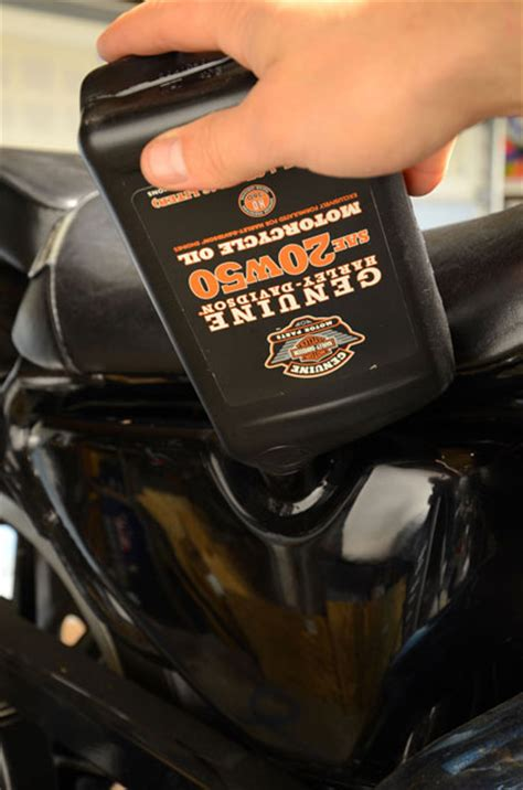 Harley Davidson Change by How To Change In A Harley Davidson