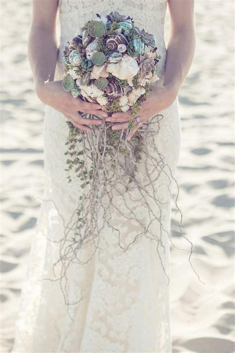 Best 25  Beach wedding bouquets ideas on Pinterest   Beach