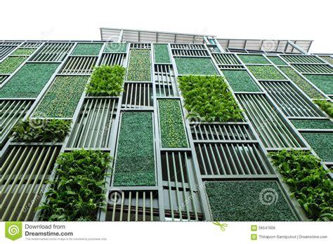 green facade stock photo image 56547606