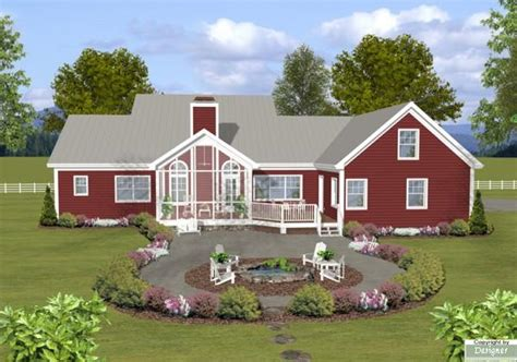 carriage house plans ranch home plans the charleston carriage 4208 3 bedrooms and 3 baths