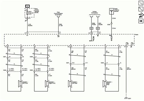 2009 chevy aveo wiring diagram fuse box and wiring diagram