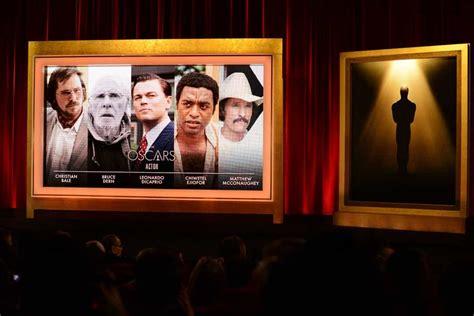 La Lista Completa De Nominados Y Qui 233 Nes Actuar 225 N En Los Grammy 2018 Vinilo Fm 103 5mhz Los Nominados A Los Oscar 2014 Magazinespain