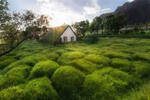 Small Villages hof church iceland jean joaquim crassous
