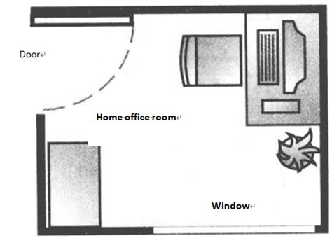 Feng Shui Front Door Facing Back Door Must See Feng Shui Tips For Computer Desk Placement In Your Home And Office Feng Shui Tips