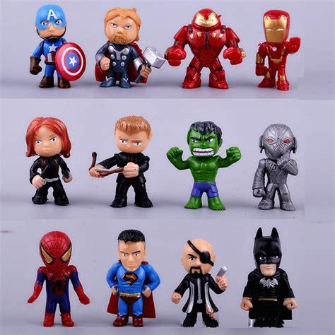 12pcs set the mini toys