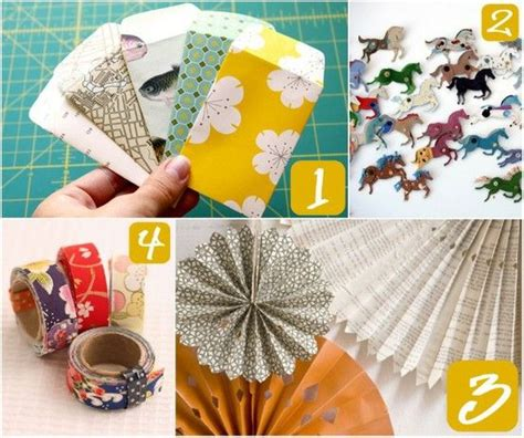 diy crafts with paper paper craft ideas craft ideas diy