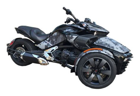 Can Am Giveaway - road warrior foundation can am spyder f3 s giveaway