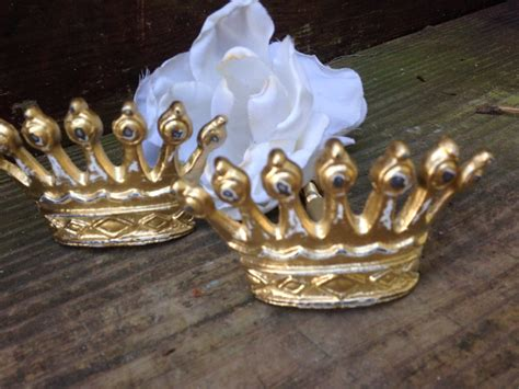 Gold Drawer Knobs Crown Drawer Pulls Crown Knobs Gold Knobs Drawer Pulls