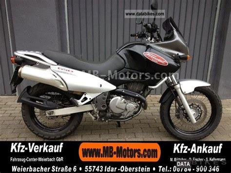 48 Ps Motorrad Enduro by 1997 Suzuki Freewind Xf 650