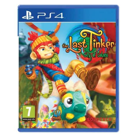 the last tinker city of colors the last tinker city of colors ps4