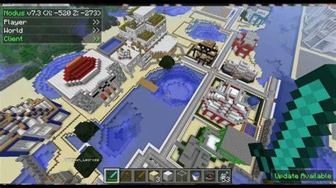 minecraft modern house town modern mansion frz server