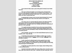 10+ Leadership Speech Examples & Samples - PDF   Examples Graduation Speeches