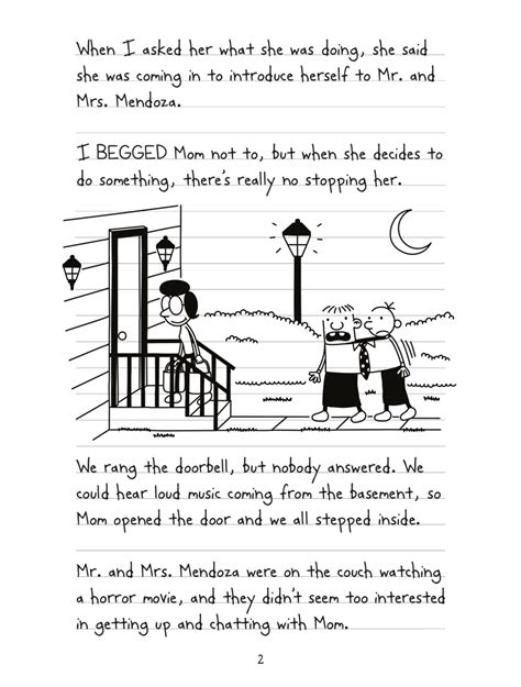 printable diary extracts extract diary of a wimpy kid double down