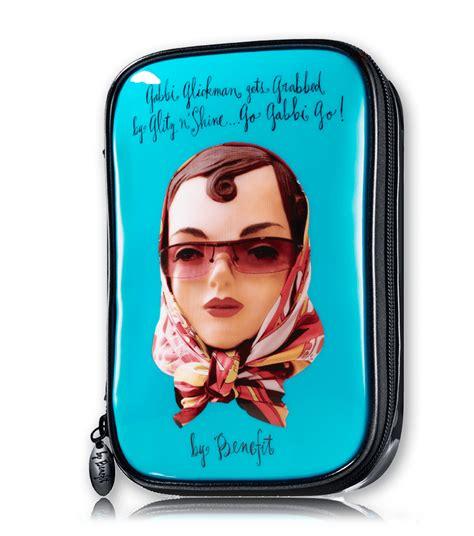 Benefit Work It Makeup Bag Cosmetics Bag gabbi makeup bag benefit cosmetics