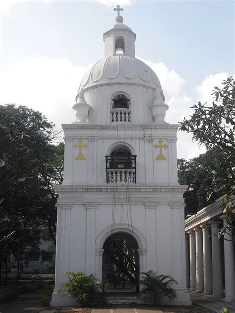 Church Caretaker by Armenian Church Chennai Www Vishvabhraman Places To Visit In Chennai
