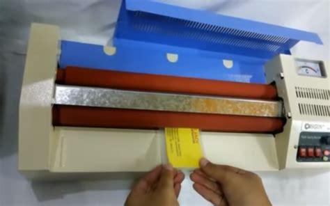 Plastik Laminating Ktp Laminating T1310 6 harga jasa laminating ktp sim f4 dan a3 di toko fotocopy mesin fotocopy