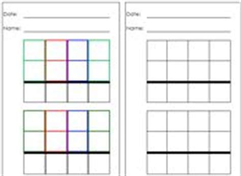 printable montessori writing paper 17 best images about free montessori downloads on