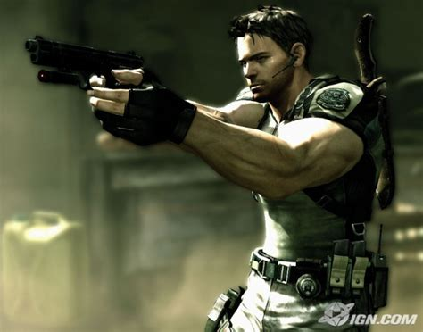chris redfield resident evil bsaa version sixth scale