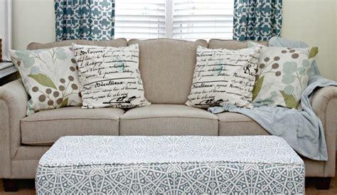 No Sew Sofa Cushion Covers by No Sew Cushion Covers Sofa Brokeasshome
