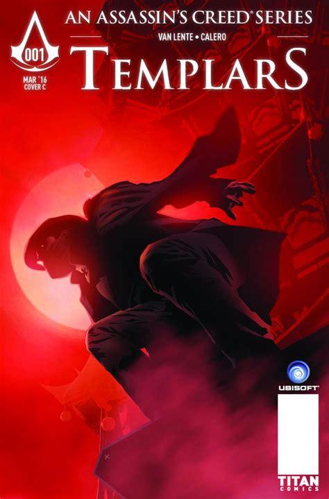 assassin s creed templars 1 covers bounding into comics