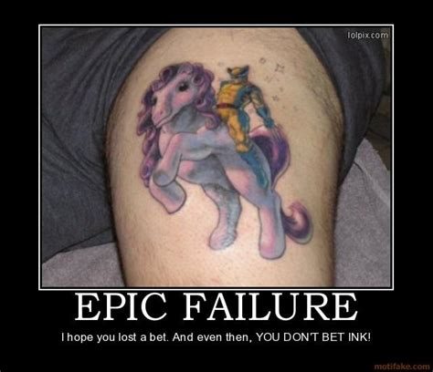 tattoo epic fail image 180427 my little pony friendship is magic