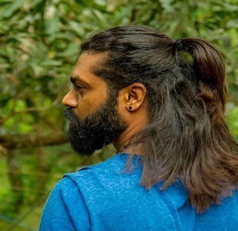 top   ponytail hairstyles  men popular mens