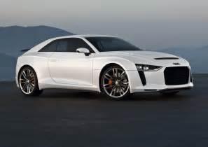 The Audi Quattro Audi Quattro Concept