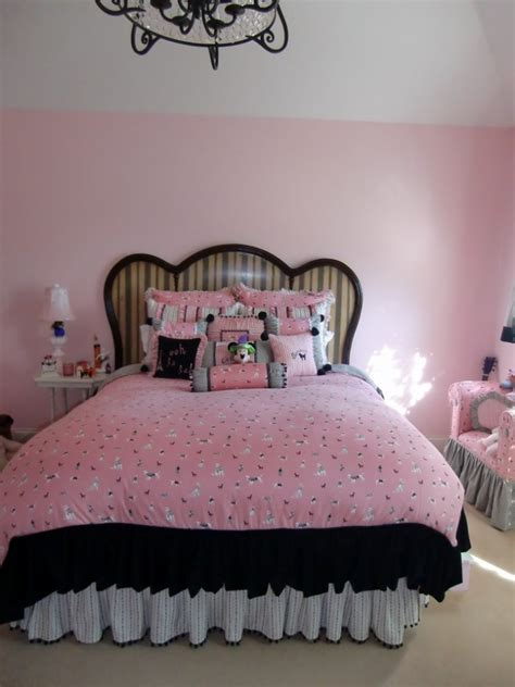 pink and black girls bedroom ideas 21 adorable bedroom designs decorating ideas design
