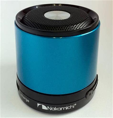 Speaker Mini Nakamichi nakamichi launches new mini nbs2 wireless bluetooth speakers hardwarezone sg