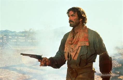 cowboy film production tom selleck quigley down under copyright by metro
