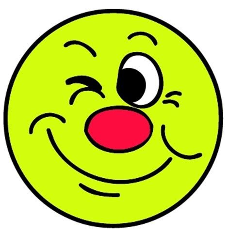 winking smiley face clipart clipart suggest wink clipart clipart suggest