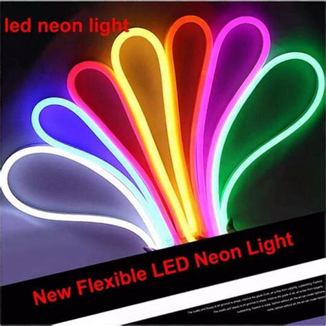 Lu Led Neon Rgb With Remote 10m Mini Rgb Neon Flex 72pcs 5050smd M Color Changing Led Neon With Remote Controler