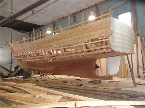 wooden boat maine smaller wooden lobster boat offers intriguing test for