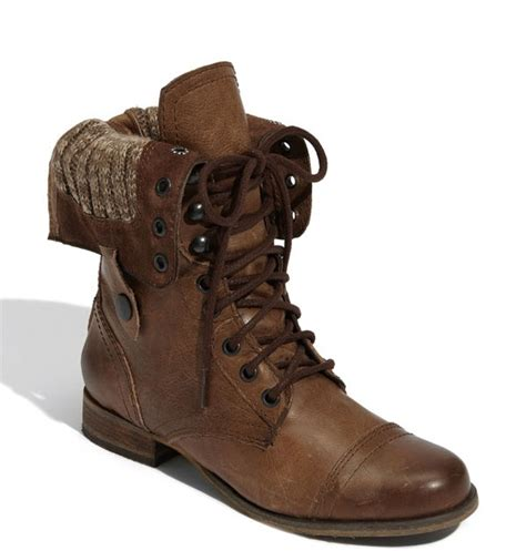 Steve Madden 8 Boots by Www Shoebytch Steve Madden Cablee Combat Boots