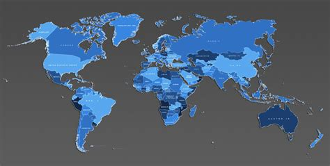 world map image 3d 3d world map and usa map 3d model max obj fbx cgtrader