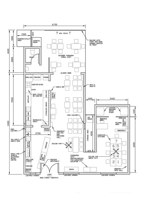 hotspot design proposal for coffee shop 1000 images about sketch plan on pinterest perspective